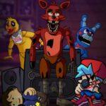 Супер-пятничный вечер Funkin в Freddys 2