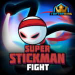Lupta Super Stickman