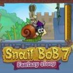 Schnecke Bob 7 Fantasy Story
