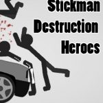Stickman Destruction 3 Helden