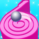 Tenkyu Hole: 3D Rolling Ball