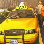 Симулятор водителя такси 3D