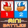 12 мини-битв - два игрока